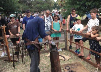 Levi Pendlebury – The Village Blacksmith