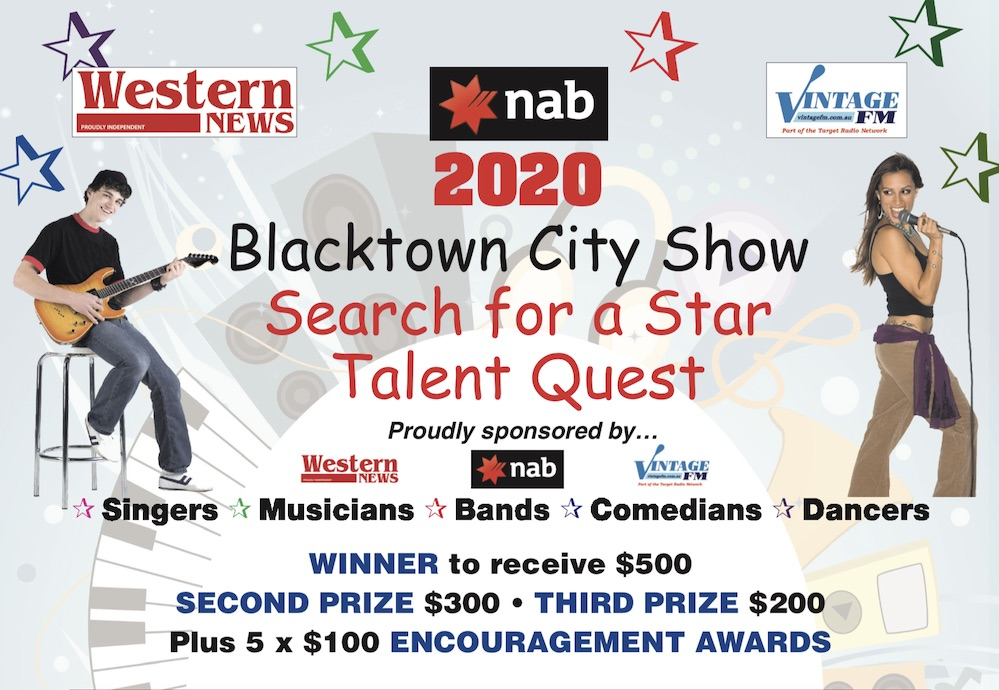 search for a star blacktown show