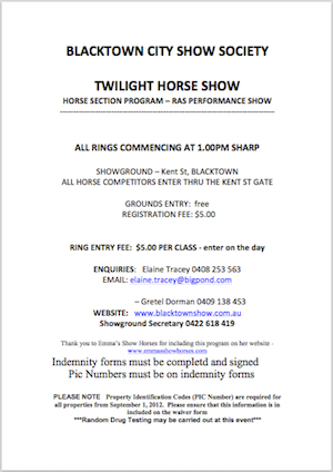 blacktown-twilight-horse-show-thumbnail